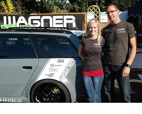 Team WAGNER-Folientechnik